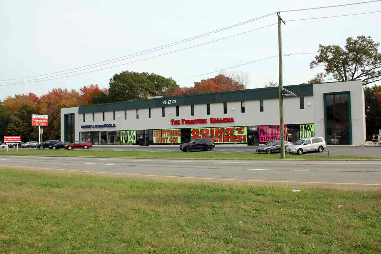 Fairfield Retail - 420 Route 46